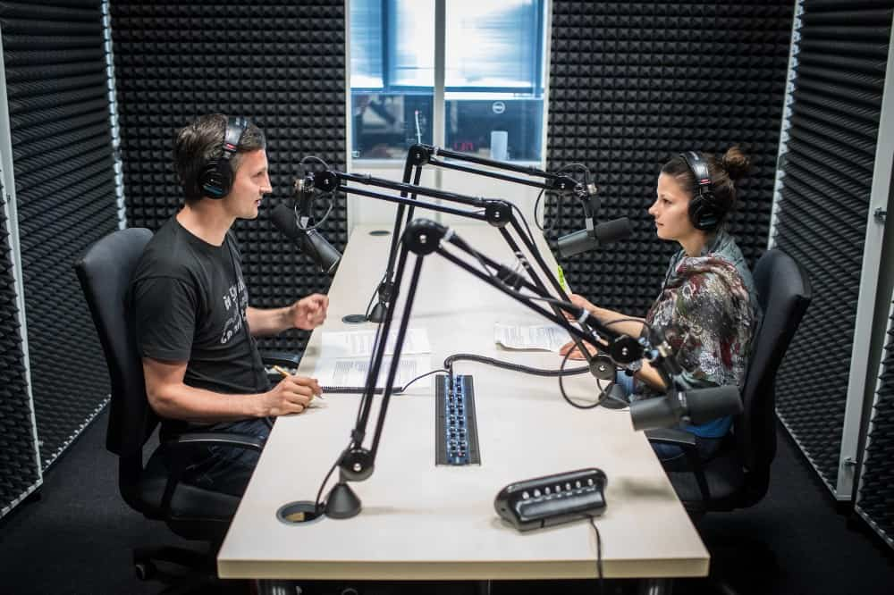 How To Launch And Grow Your First News Podcast