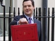 George Osborne in the news on Budget Day
