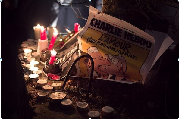 Capture charlie Hebdo