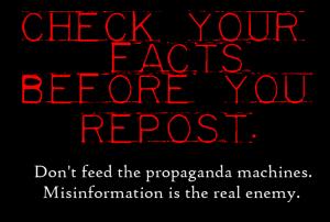 Capture misinformation 2