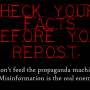 Capture misinformation 3