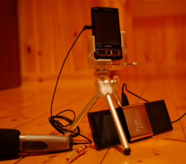 Mobile Journalism Toolkit