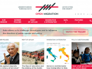 Capture open migrants