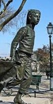 Lisbon paperboy