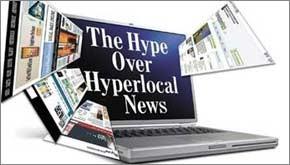 Hyperlocal media in Albania