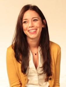 Stellt gern freche, aber lustige Fragen: Kate Nacy