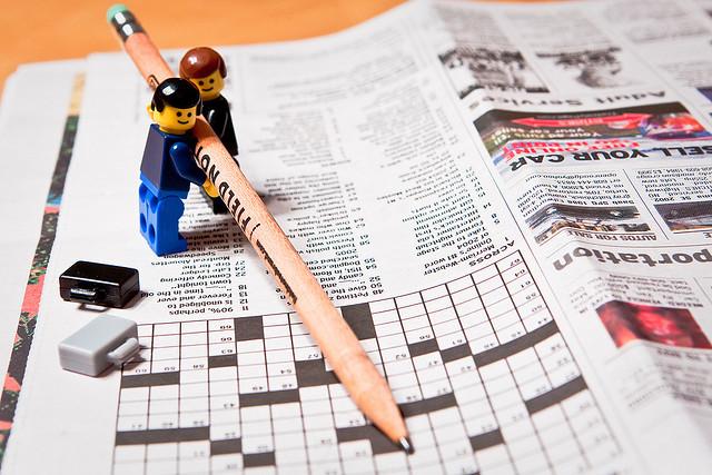 Lego journalists