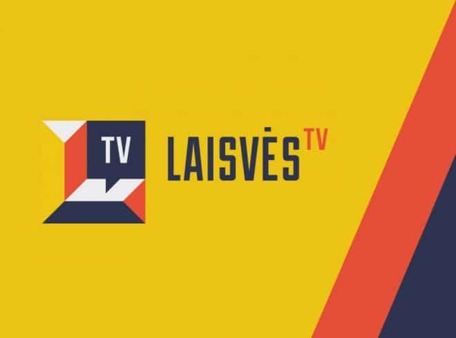 Logo of Lithuania's Freedom TV