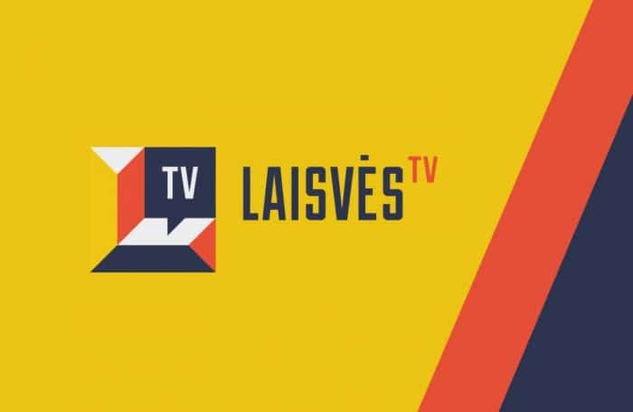 Logo of Lithuania's Freedom TV