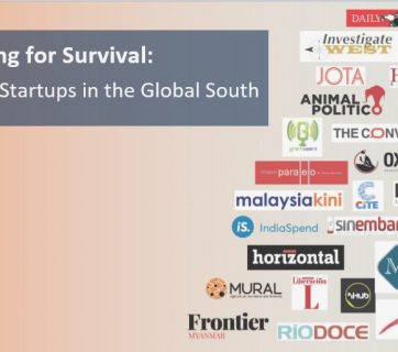"Cover image of 2019 report ""Fighting for Survival"""