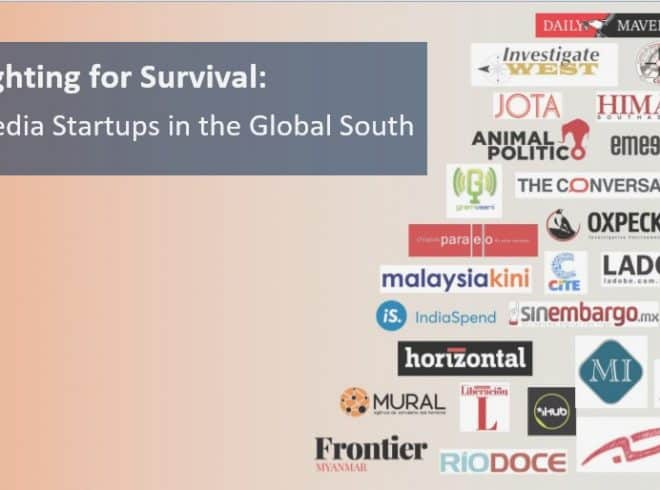 """Cover image of 2019 report """"Fighting for Survival"""""""