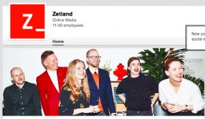 Zetland, publishes monthly 'singles'