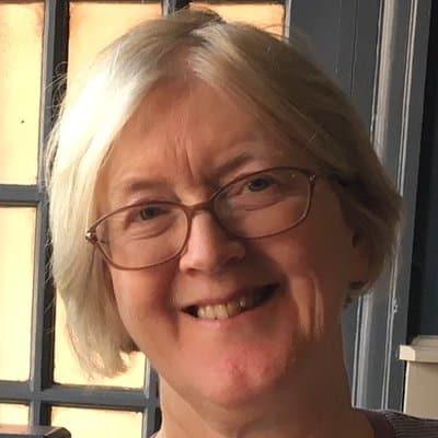 English EJO editor Paula Kennedy