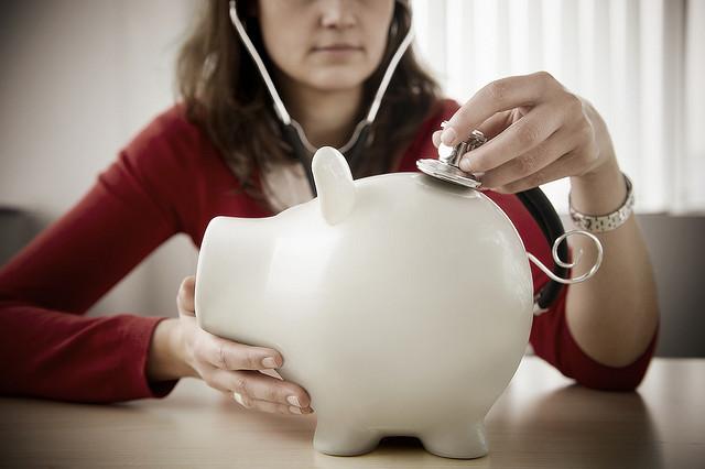 diagnosing the piggy-bank
