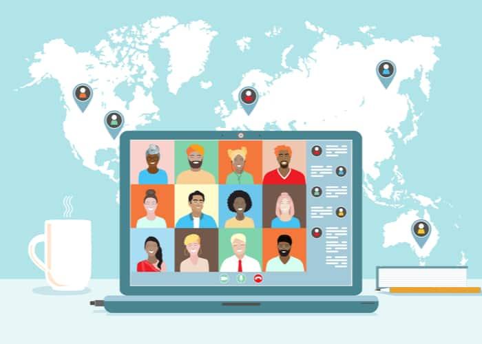Advancing journalism education through virtual cross-border collaboration