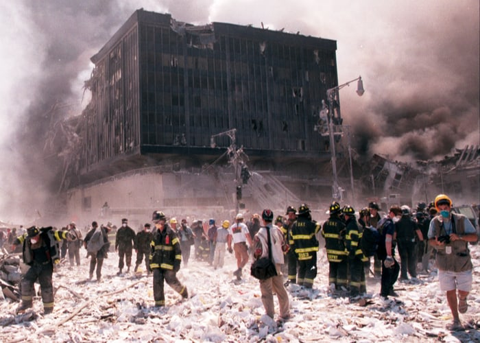 Covering 9/11: 20 years on I can still vividly recall those scenes