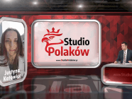 The set of Fratria's Studio Polaków (Polish studio)